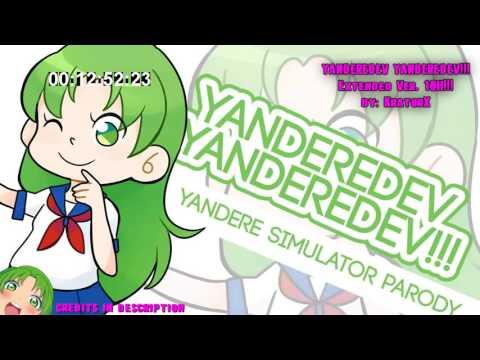 YANDEREDEV YANDEREDEV!!! (Yandere Simulator Parody Song) Ver.10H!!!