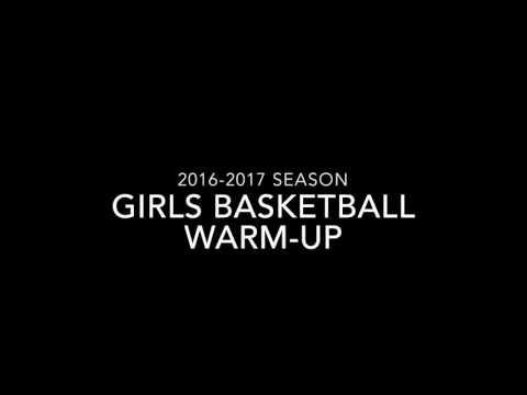 2016-2017 Grizzlies Basketball Warm-Up