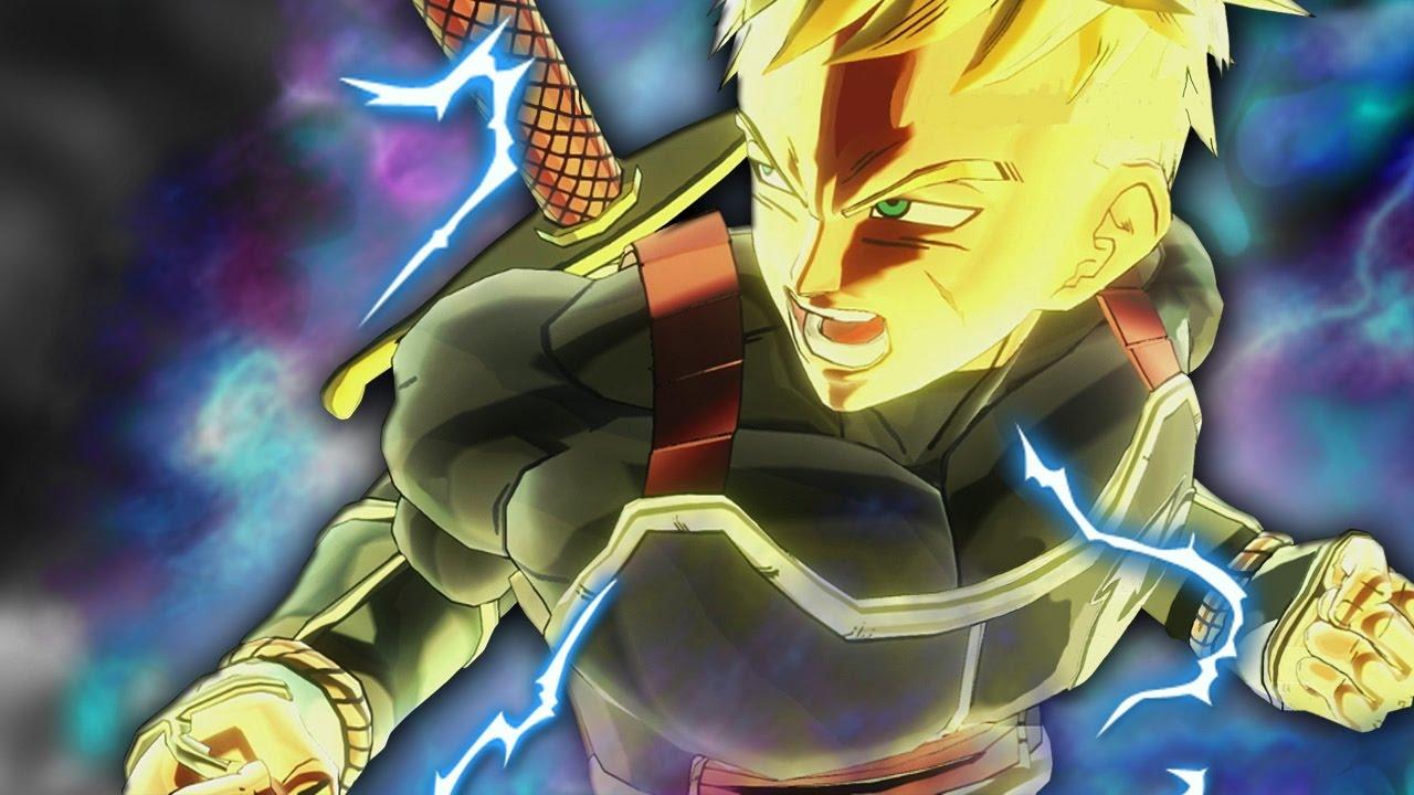 NEW POWER! Super Saiyan TIME PATROLLER Gameplay! ONLINE Ranked Match!  Dragon Ball Xenoverse 2