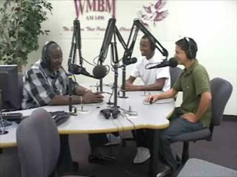 WMBM Radio Interview with Mario Grace and Edward Pino