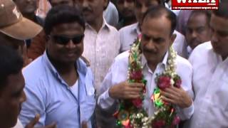 Deputy Chief Minister Mahmood Ali inaugurated TRS office Chanchalguda