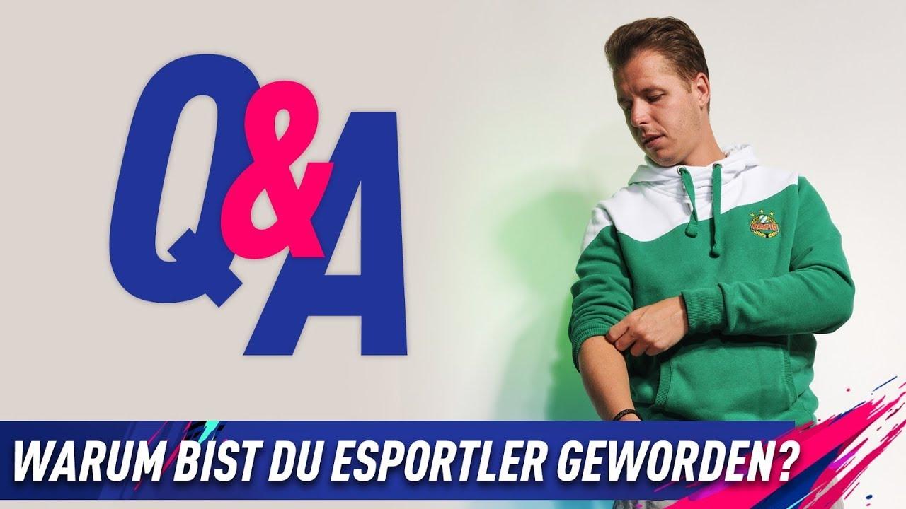 FIFA 19: Q&A mit der marioarmy ❤   eSport Lifestyle #10