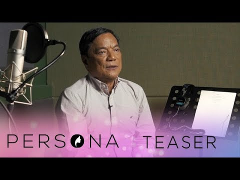 Most Difficult Voiceover for ABS-CBN | Persona Teaser