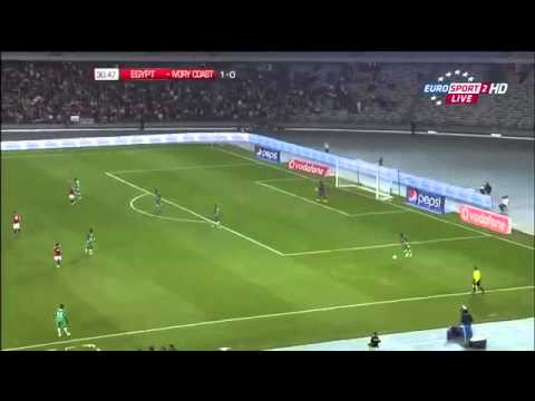 Egypt vs Ivory Coast - Friendly Match 2013