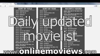 100%free online movies to watch