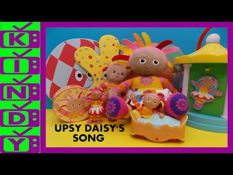 Upsy Daisy's Song from In The Night Garden. Upsy Daisy Toys.