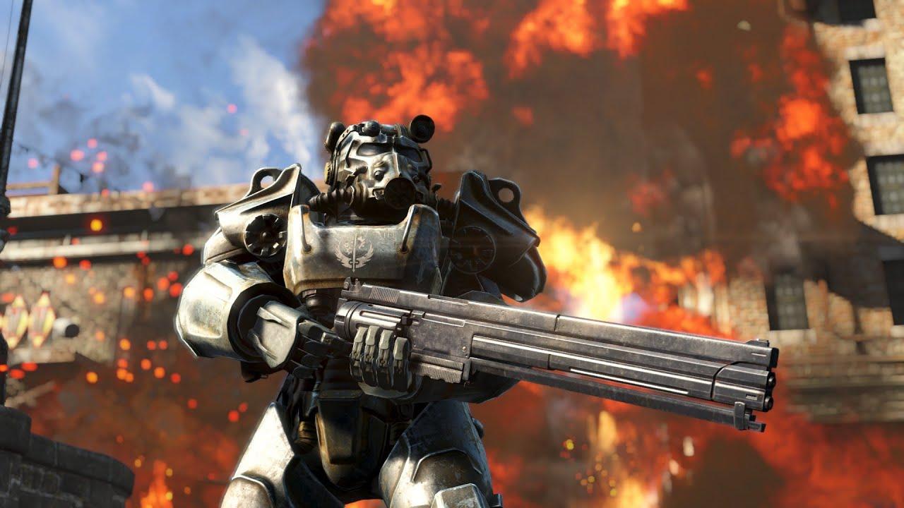M2045 Magnum Revolver Rifle - Fallout 4 (PC/Xbox One ...