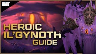 Il'gynoth, Corruption Reborn Guide - Ny'alotha Heroic Raid - BFA Patch 8.3