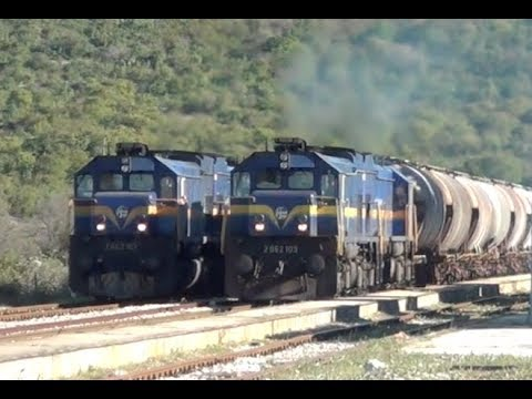 HZ Rails - Croatia September 2014  Part 1 -  Split to Knin