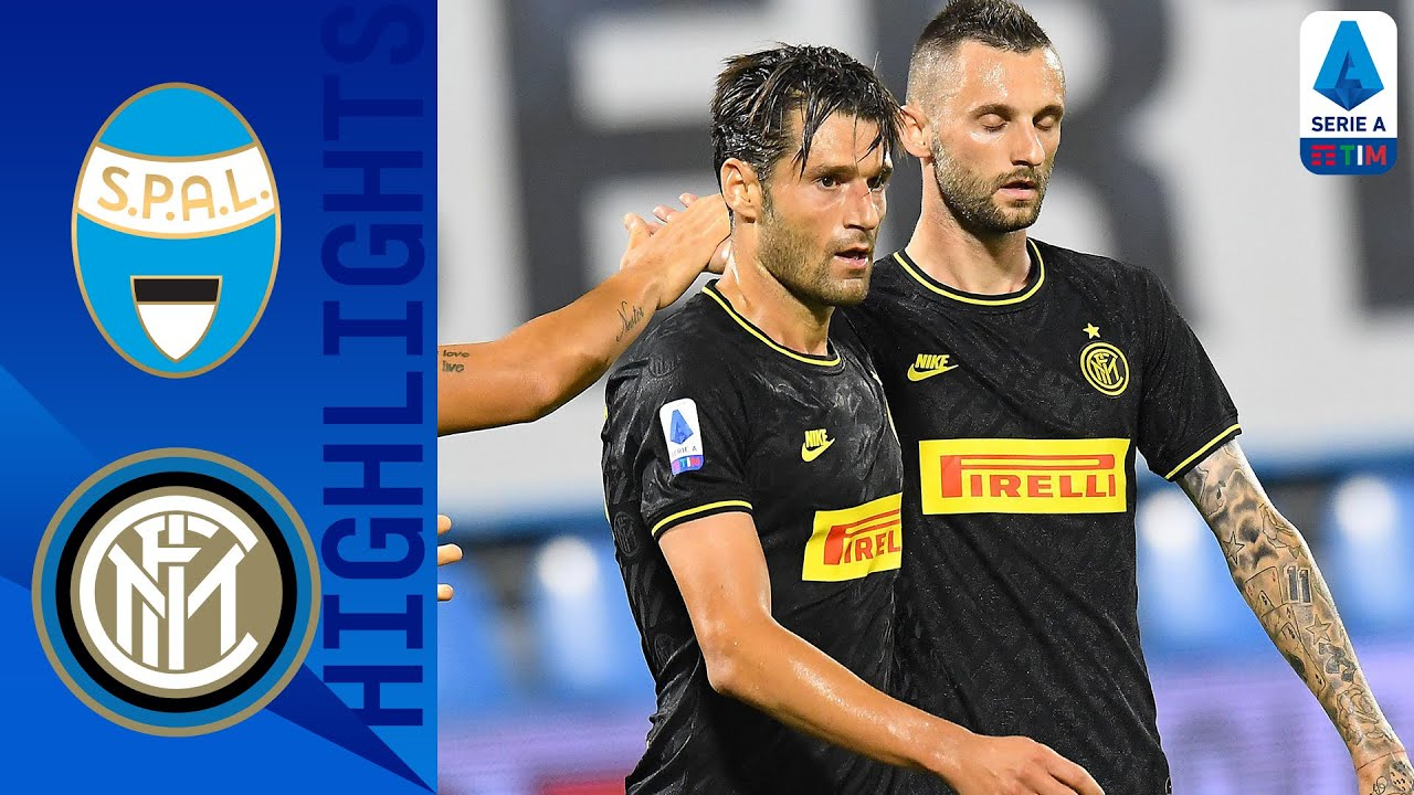 Spal 0-4 Inter | Sanchez Scores as Inter cruise to a 4-0 Triumph | Serie A TIM