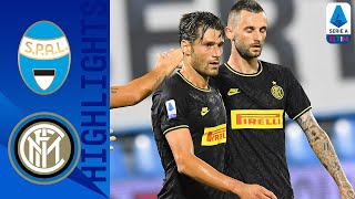 Inter made light work of spal after cruising to a 4-0 triumph move 2nd in the table, 6 points behind juventus with 5 games play   serie tim this i...
