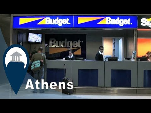 Greece | Getting A Rental Car