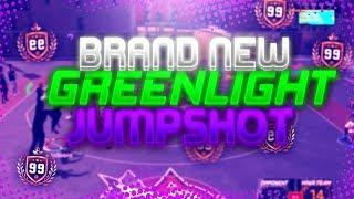 NEW CUSTOM JUMPSHOT FOR ANY BUILD IN NBA 2K18 BEST GREENLIGHT JUMPSHOT FOR MYPARK NBA 2K18 JUMPER!
