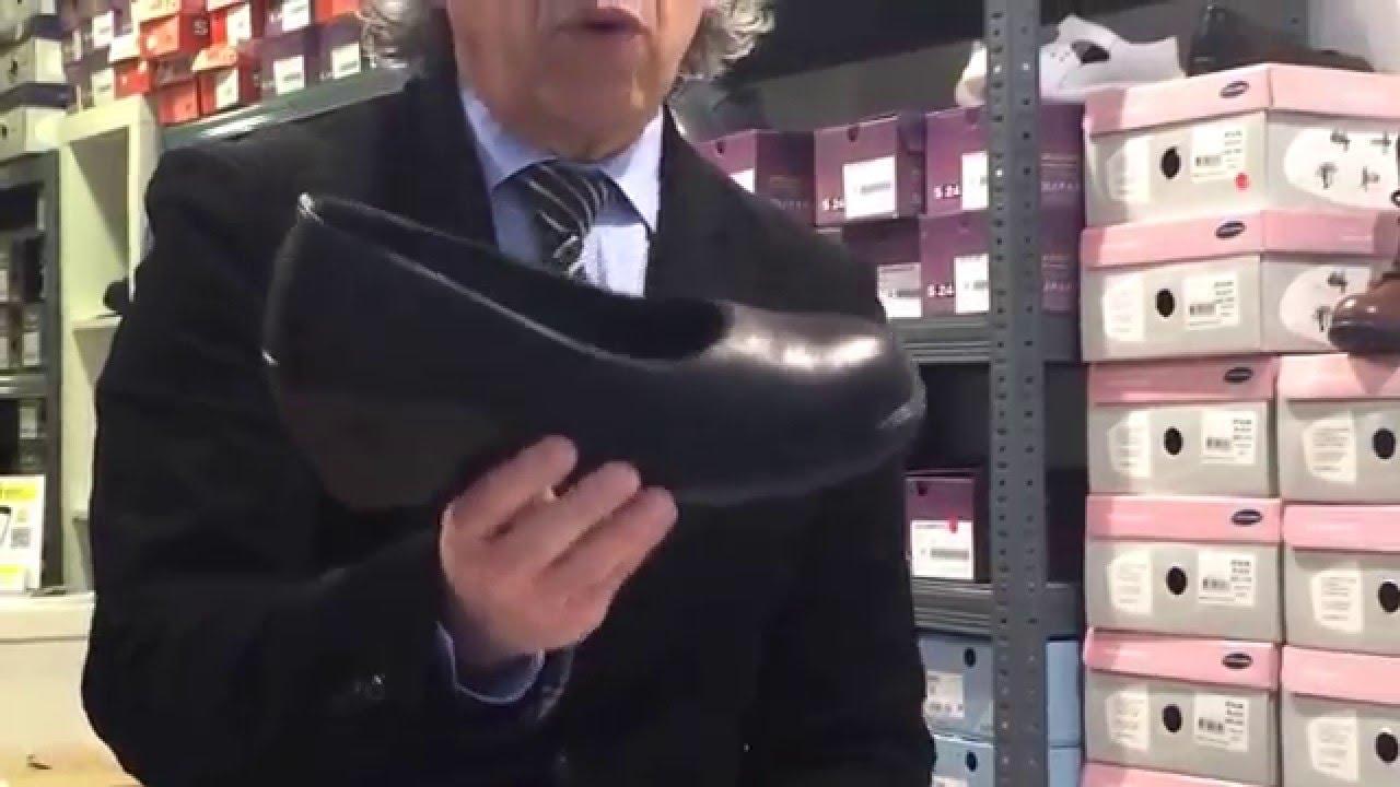 chaussure de securite a talon style escarpin femme s3 youtube. Black Bedroom Furniture Sets. Home Design Ideas