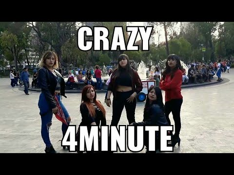 Download [KPOP IN PUBLIC] 미쳐 (Crazy) 4Minute - Dance cover | WASP | TNB