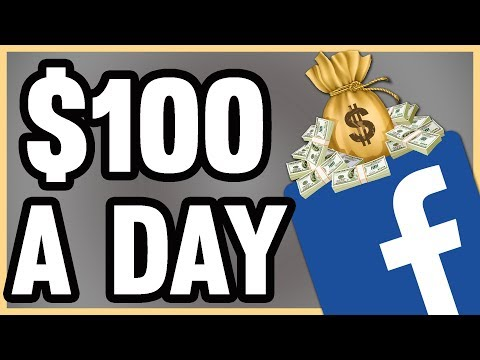 How To Make Money On Facebook - NO SKILL Required