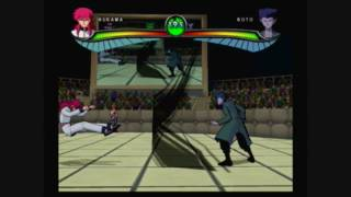 Yu Yu Hakusho Dark Tournament Part 3 of 11 [HD]