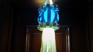 Kandil making | How to make Paper Lantern | Akash Kandil Making | Diwali Decoration ideas