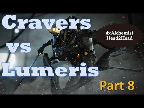 4xA H2H - Game 2 PVP - Cravers - Part 8 - Testing the Waters
