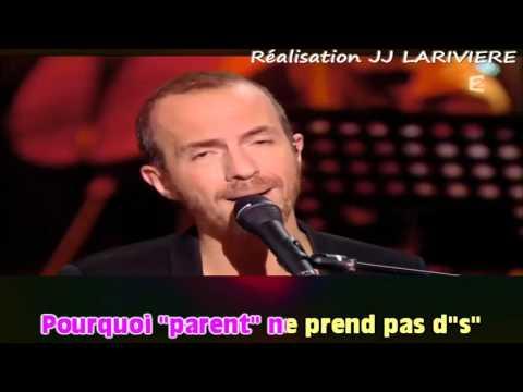 CALOGERO   LE PORTRAIT I G JJ Karaoké
