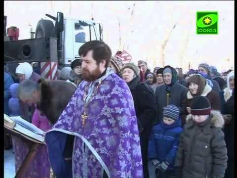 Восстановление храма в селе Донском