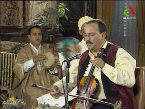 chant algérien à la gloire du Prophète béni
