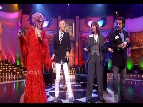 Susan Sarandon & Richard O'Brien do The Time Warp on The Dame Edna Treatment 2007