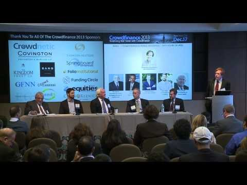"Bruce Ryan From Source Capital Group - ""CrowdFinancing An IPO"""