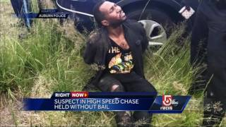 Driver 'panicked' then led police on a 20+ mile chase, lawyer says