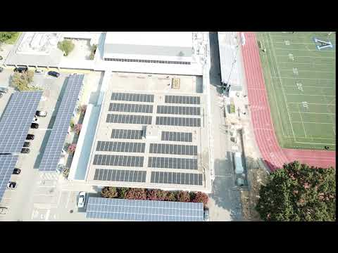 Renewable Energy Modeling for Students at Acalanes High School