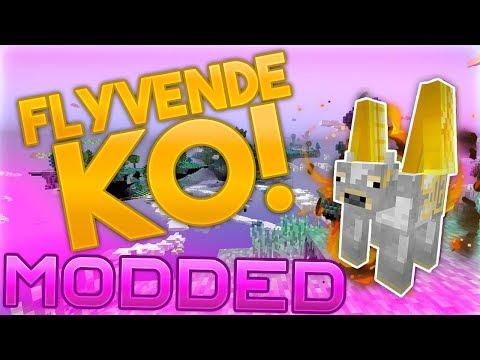 EN KO MED VINGER!! | Modded Minecraft | #1