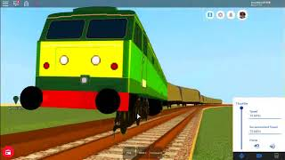 Roblox Freight Train Crash (Mind The Gap) 2