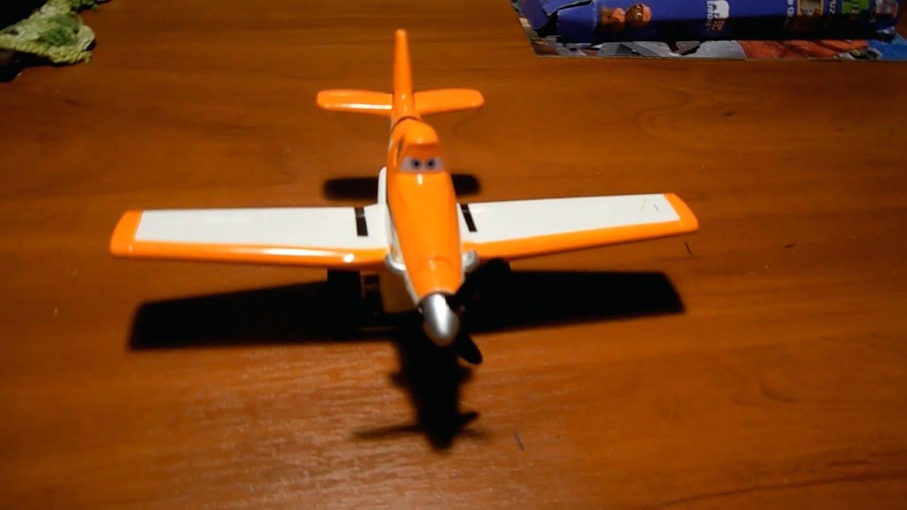 Planes Dusty Crophopper Самолеты Дасти Полейполе - YouTube