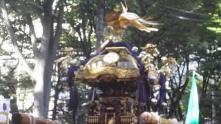 深川八幡祭り 2012 白河一 霊厳寺