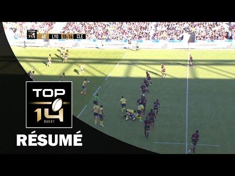 TOP 14 - Résumé Lyon-Clermont: 20-23 - J25 - Saison 2016/2017