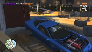 GTA 4 ONLINE #4 - вакханалия по полной. ForesTLamb & MeBek