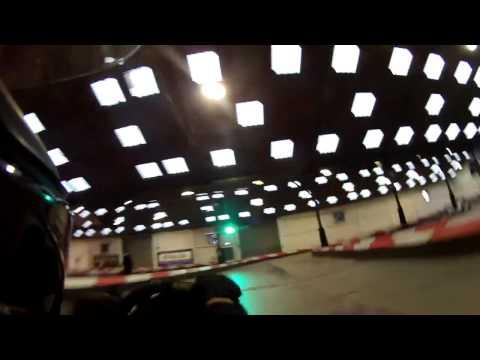 Grenville Cial Go Karting at Capital Karts London