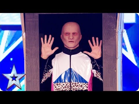 FIRST LOOK: The weird and wonderful world of Baba Yega | BGT 2018