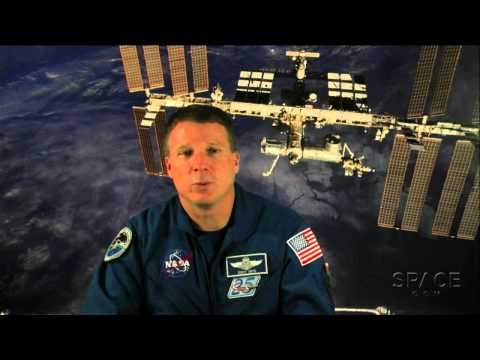 Shuttle 'Business Trip' vs 'Moving' To Station - Astronaut Terry Virts Interview | Video