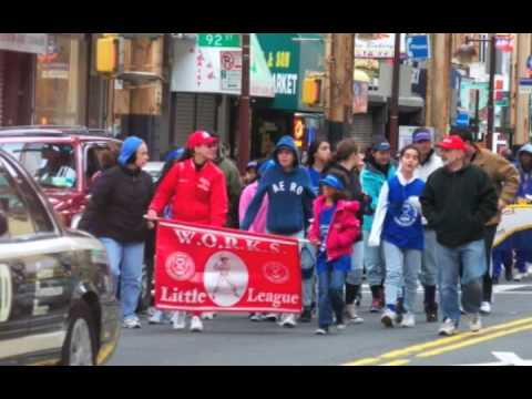 Project Woodhaven Meets WORKS Little League
