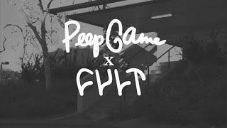 CULTCREW/ PEEP GAME X CULT