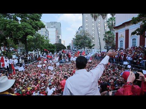 """El pulso de Guaidó contra Maduro entra """"en una fase definitiva"""""""