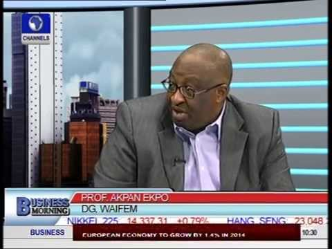 Looking at Nigeria's financial options pt1