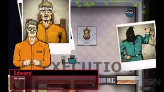 Prison Architect Review (Video Game Video Review)