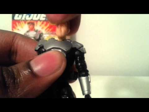 Black Out GIJoe 13th Mystery Figure Review