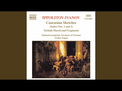 Caucasian Sketches: Suite No. 1, Op. 10: I. In a Mountain Pass