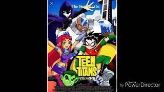 Teen Titans japanese intro