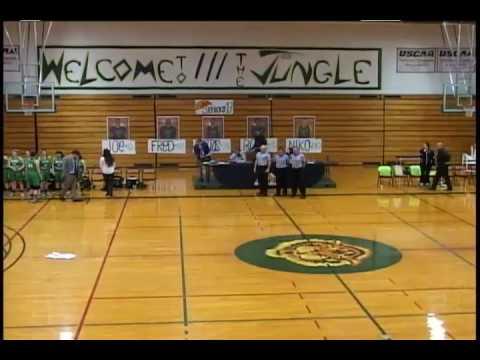 UMFK Women's Basketball vs. University of Maine Machias - February 10, 2017