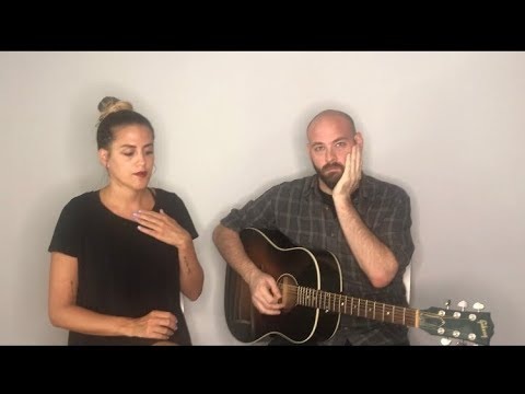 Drunk Me - Mitchell Tenpenny (Acoustic Cover By JoLivi)