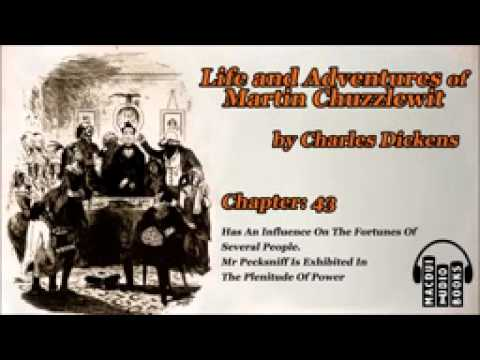 Life and Adventures of Martin Chuzzlewit by Charles Dickens Chapter 43 Free Audio Book